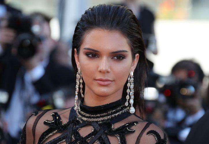 La modelo del clan Kardashian –Jenner ha protagonizado campañas para la marca de lencería La Perla. (Contexto)