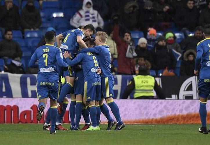 Contra todo pronóstico, Celta de Vigo ganó 2-1 a Real Madrid, que lo dominó casi por completo en partido de ida de cuartos de final de Copa del Rey. (Foto tomada de marca.com)