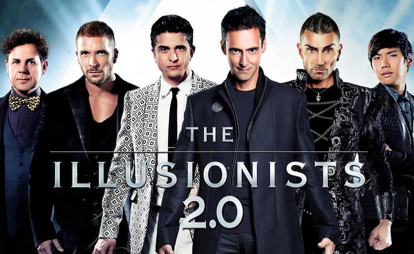 La agenda invernal de Cancún incluye el regreso de The Illusionists–Live From Broadway. (Contexto/Internet).