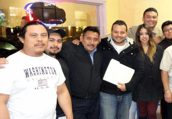 Los migrantes yucatecos son una auténtica legión en Estados Unidos. (Milenio Novedades)