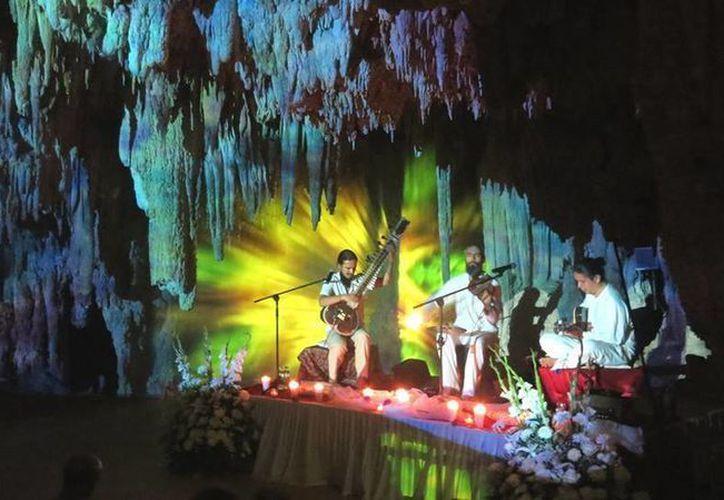 La agrupación Bolé pretende sanar con su música a quienes la escuchan. (Cortesía)