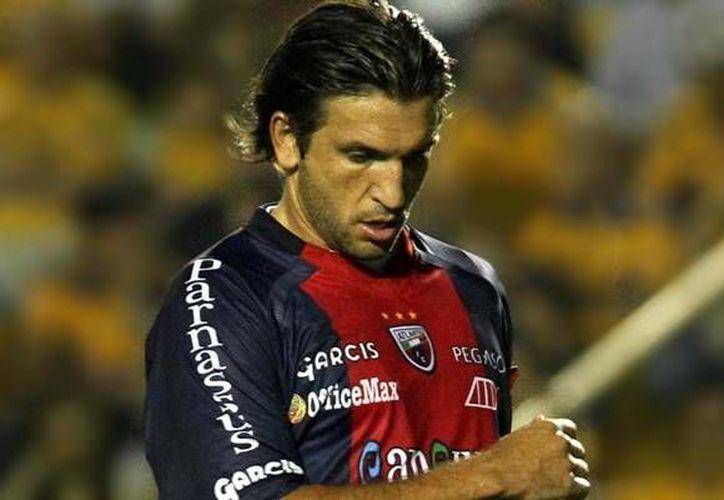 """Aunque ya devaluado, """"Kikín"""" Fonseca es una de las figuras del Atlante. (Milenio Novedades)"""