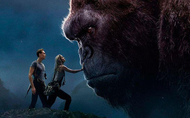 Kong aniquila a Logan en taquillas de EU y Canadá