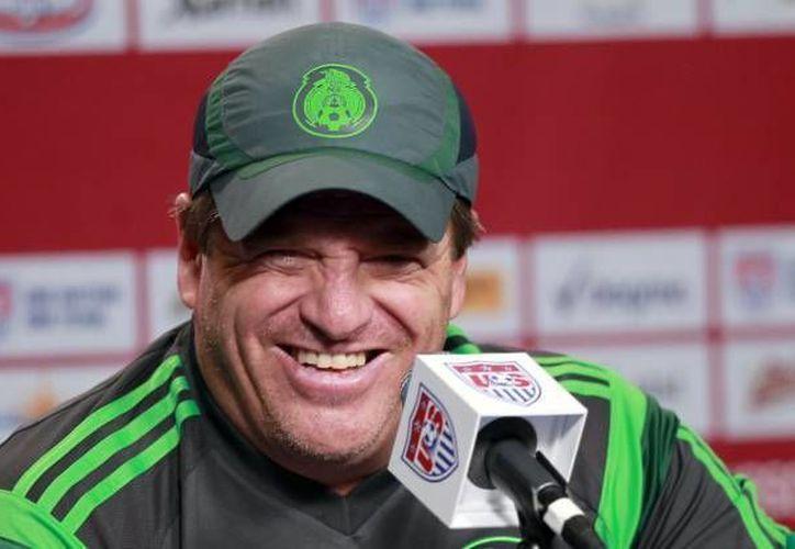 Herrera no pudo jugar ningún Mundial pero ahora asistirá como entrenador del Tri. (Notimex/Foto de archivo)