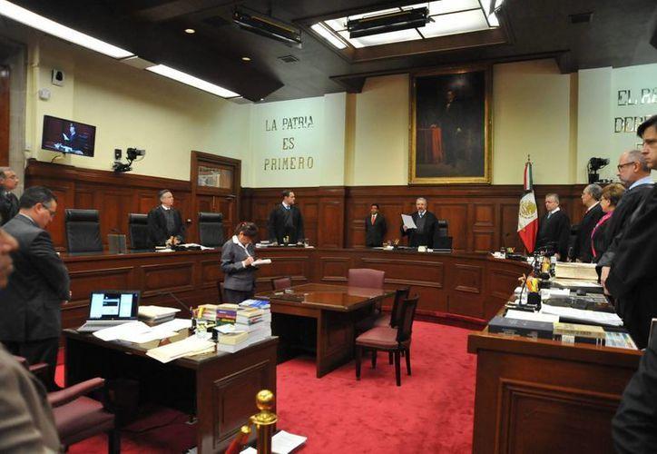 Los ministros de la SCJN señalaron que la autoridad tiene atribuciones para retirar el nombramiento. (Foto de archivo/Agencias))