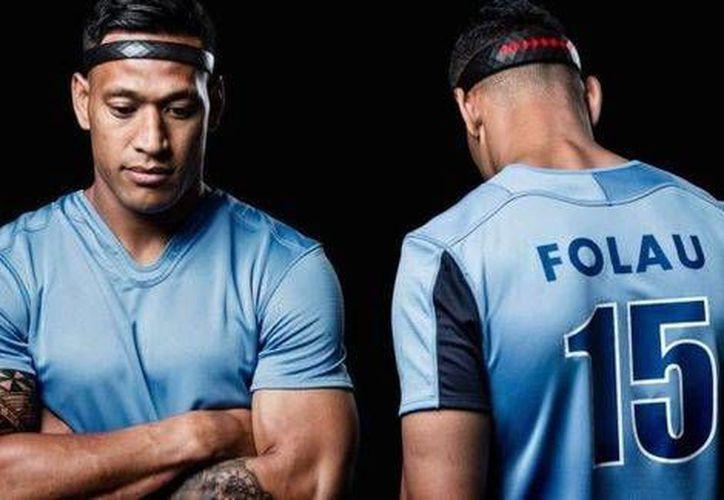 La cinta llamada 'brain band' será de gran utilidad para los deportistas de rugby y futbol americano. (Foto tomada de Samsung)