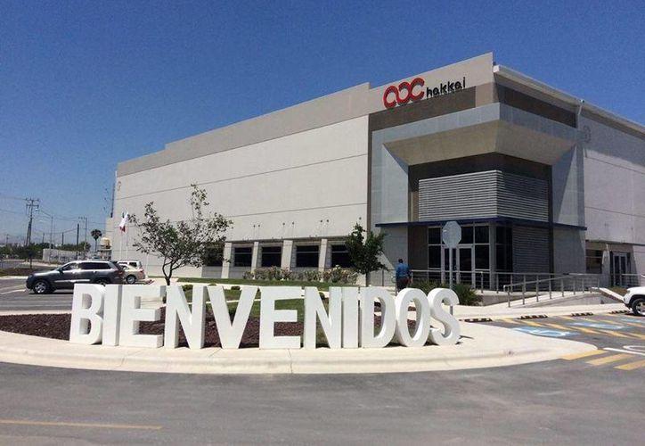 Hakkai estableció su primera planta en México en el municipio neoleonés de Apodaca. (Facebook/Gobierno del Estado de Nuevo León)