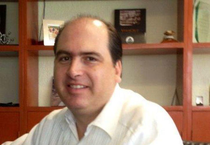 Raúl Torre Gamboa, nuevo director general de la Administración Portuaria Integral de Progreso. (Manuel Pool/SIPSE)