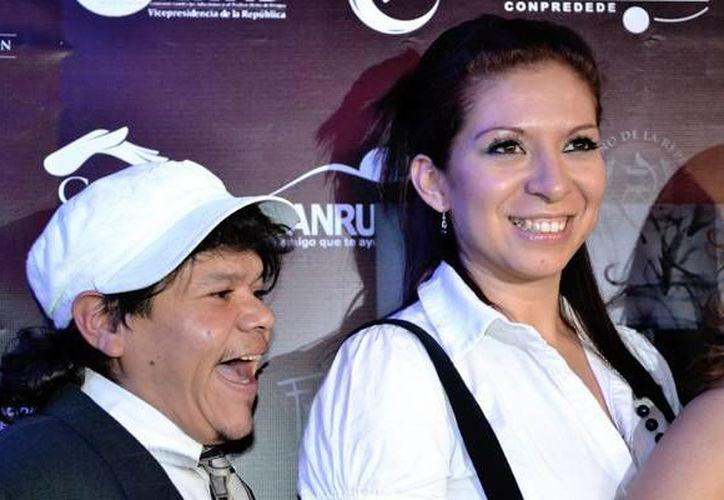 El actor guatemalteco Víctor Hugo Monterroso destacó en la película Marimbas del Infierno. (hacercineenguatemala.net)