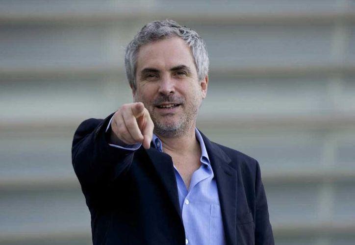 El cineasta Alfonso Cuarón terminó su relación con Sheherazade Goldsmith después de cuatro años juntos. (Gaio ninja)