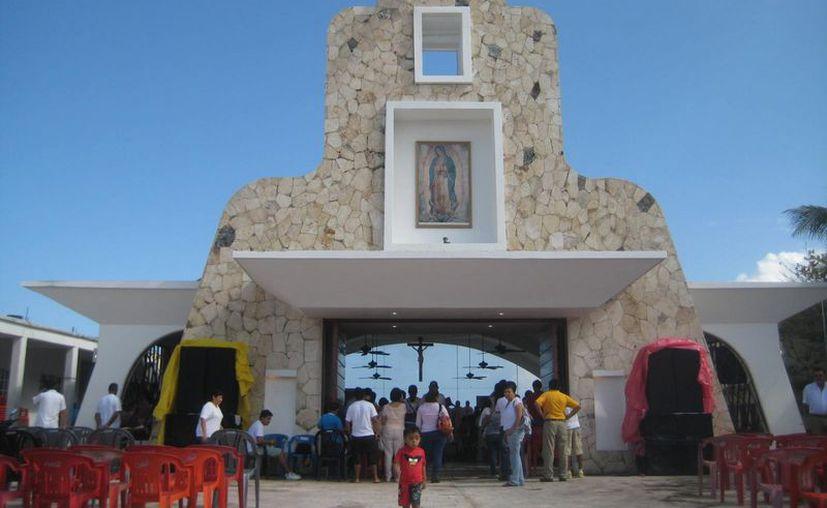 En la obra se invirtieron alrededor de dos millones de pesos. (Lanrry Parra/SIPSE)