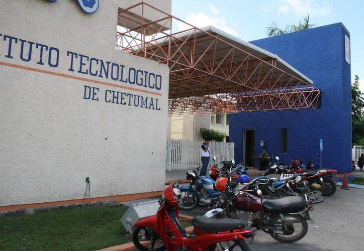 El Instituto Tecnológico de Chetumal vigilará la asignación de plazas docentes. (Harold Alcocer/SIPSE)