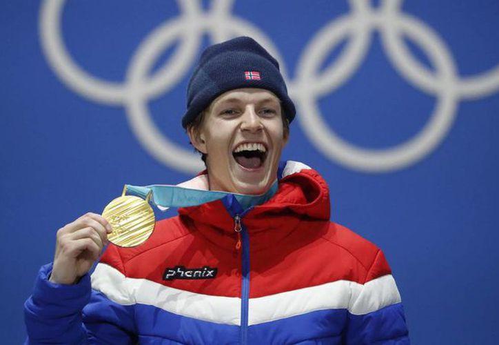El noruego Oystein Braaten gana el oro olímpico en slopestyle. (Foto: AS)