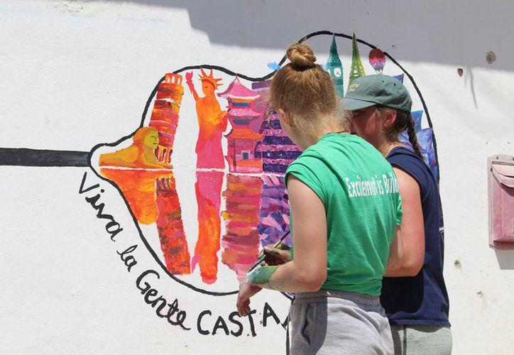 Los jóvenes de 18 países forman parte de una organización formada en 1965. (Octavio Martínez/SIPSE)