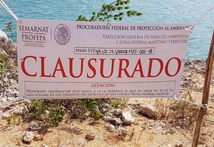 A Calizas se le acusa de presuntos incumplimientos de Impacto Ambiental. (Foto: Redacción)