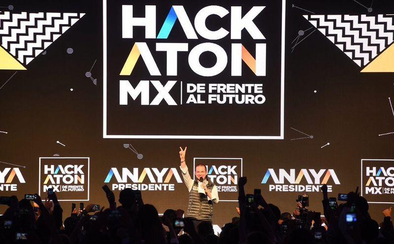 Ricardo Anaya afirmó que su campaña será diferente y más cercana a la gente. (Twitter)