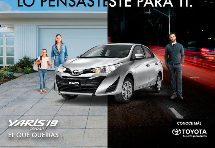 Toyota buscó que este carro siga siendo económico, espacioso y de mucha fiabilidad mecánica