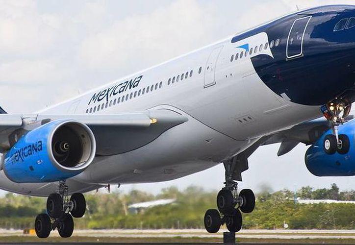 La aerolínea Mexicana de Aviación fue declarada en quiebra el 4 de abril de 2014 luego de que ningún inversionista pudo capitalizarla con 300 millones de dólares. (t21.com.mx)