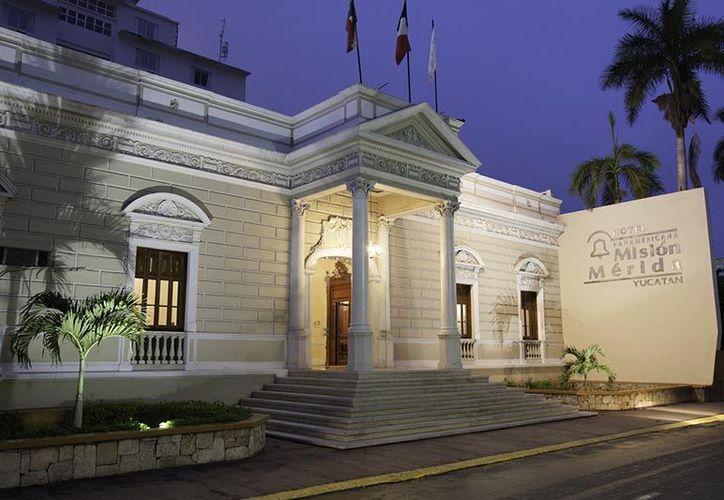 Uno de los nuevos hoteles Misión en Mérida estará ubicado sobre Paseo de Montejo. (Imagen tomada de hotelesmision.com)