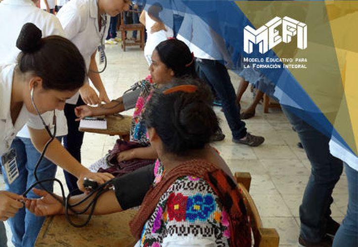 Son diferentes proyectos comunitarios los que llevan a cabo los estudiantes. (Foto: Contexto/Internet).