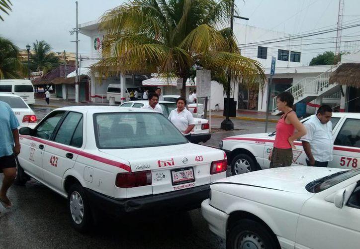 Las autoridades de tránsito reportan complicaciones en la movilidad de la ciudad, debido a las fuertes lluvias. (Archivo/SIPSE)
