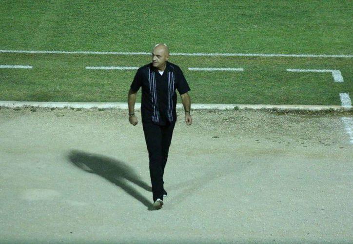 El Chelis ya no es más entrenador de los Venados. (J. Acosta/ Milenio Novedades)