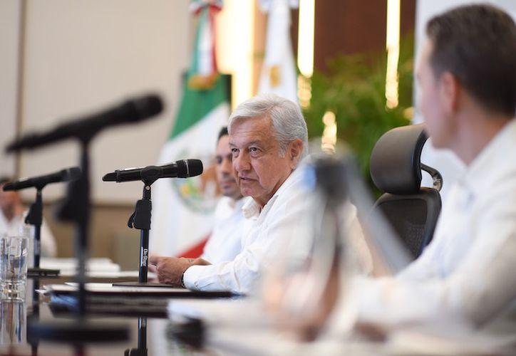 Este lunes se dieron a conocer las fechas de la consulta pública sobre el Tren Maya, pero también cuándo se prevé iniciar las obras. (Cortesía)