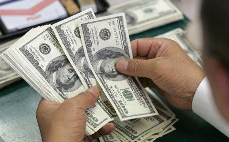 Dólar termina la jornada en $19.90; baja 5 centavos