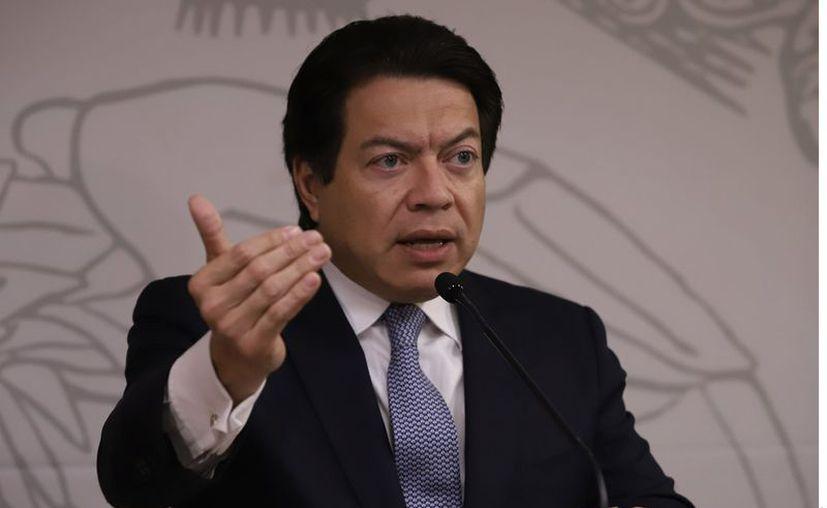 Mario Delgado, coordinador de los diputados federales de Morena/Agencia Reforma