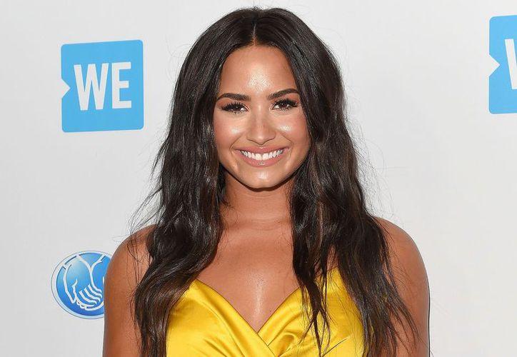 Lovato, de 25 años, creció en Dallas y dijo que también está trabajando para ayudar a los afectados por el huracán Harvey. (Contexto)