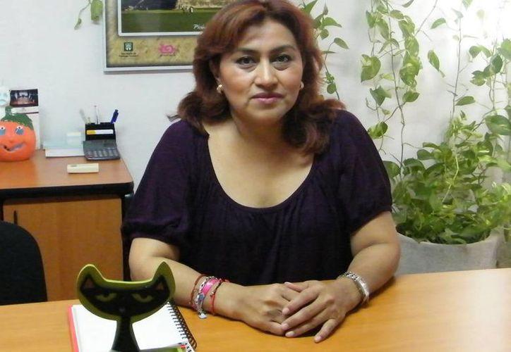 Rosa María Sánchez Cordero, presidenta de Aprotuy, aseguró que las agencias de viaje 'pirata' operan en la clandestinidad sin ningún tipo de regulación. (Milenio Novedades)