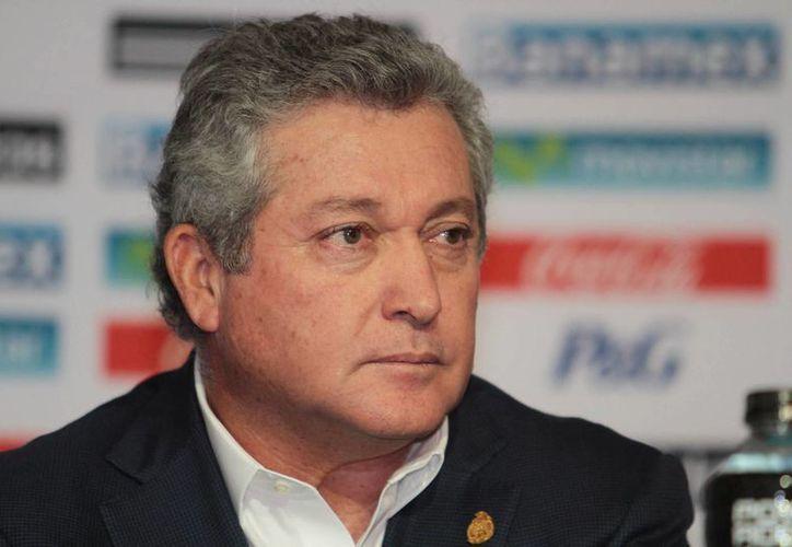 """""""La situación te obliga a ganar, no cuenta otro resultado, buscaremos por todos los medios el resultado favorable"""", señaló Vucetich. (Notimex)"""