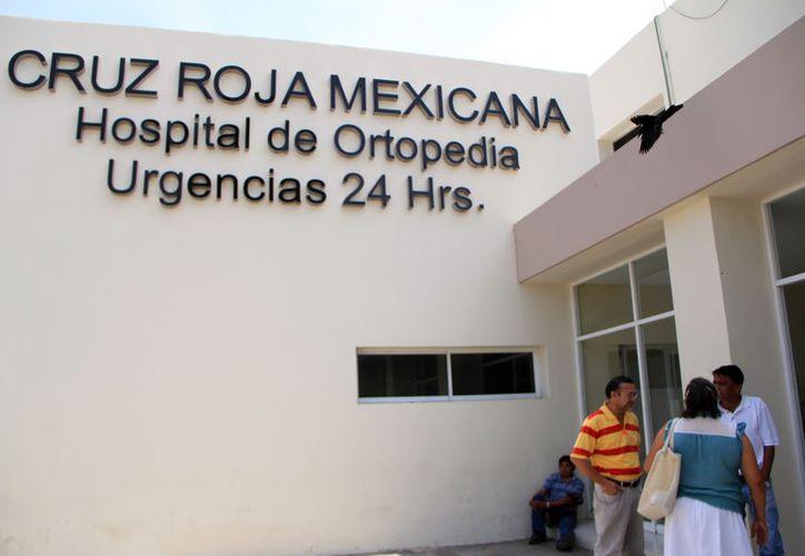 Esperan que para este año con lo recaudado, la Cruz Roja Mexicana pueda adquirir una ambulancia. (Milenio Novedades)