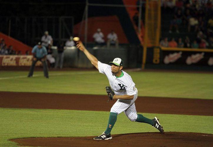 Leones de Yucatán, que llegaron a estar 3-2 abajo en la serie, ganaron sus dos últimos partidos, incluido el 6-1 de este miércoles por la noche, para avanzar a la final de la Zona Sur. (Notimex)