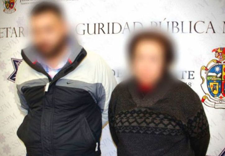 """Los padres del pequeño lo dejaron cerca del calentador """"para que no tuviera frío"""". (Foto: Vanguardia.mx)"""