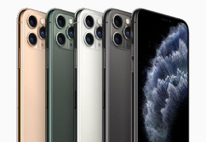 Son tres las nuevas versiones del Iphone 11. (Apple)