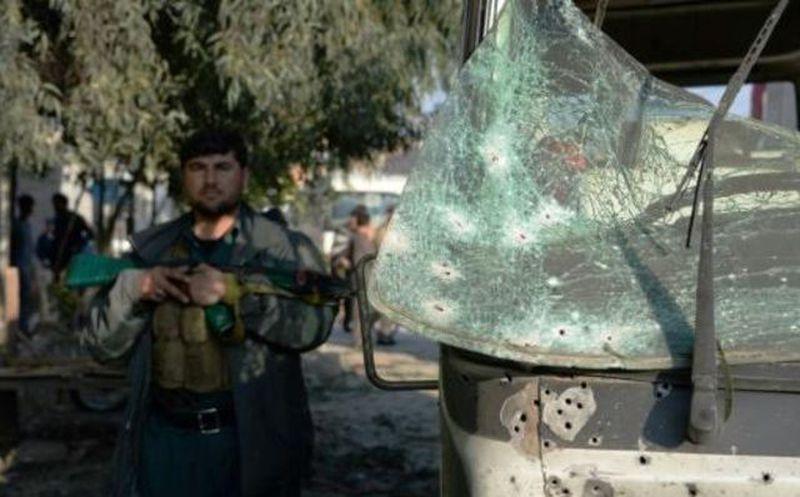 ISIS decapita a 15 de sus propios miembros — Afganistán