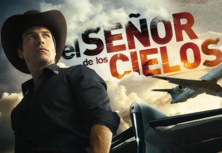 """""""El Señor de Cielos"""" fue el programa de mayor éxito en la temporada pasada de Telemundo. (Telemundo)"""