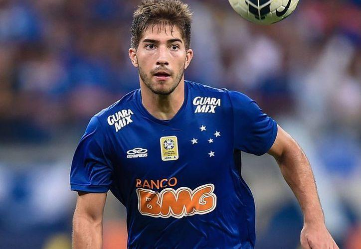 Lucas Silva forma parte del proyecto presente y a largo plazo de Real Madrid, que ya lo contrató. (mirror.co.uk)