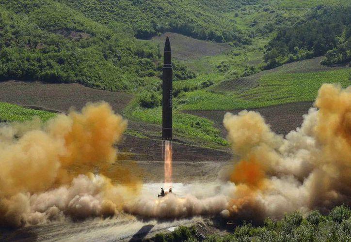 El objetivo es detener los programas nucleares y balísticos. (López Dóriga Digital)