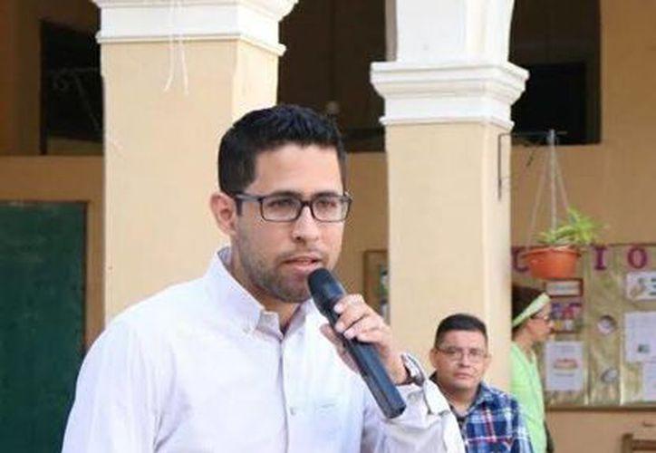 El Ayuntamiento de Mérida es pionero en la actualización de sus normas de transparencia y rendición de cuentas. En la foto, el titular de la Unidad de Transparencia, Rafael Rodríguez Méndez. (Foto cortesía del Ayntamiento)
