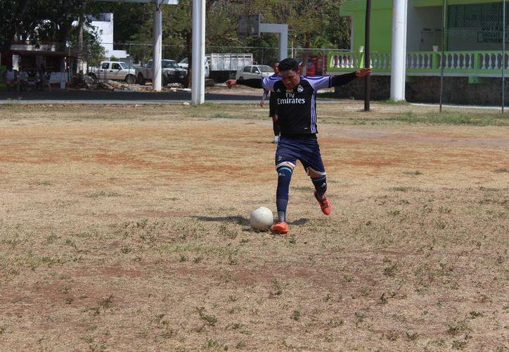El marcador quedó 6-1 a favor de los escualos. (Miguel Maldonado/SIPSE)