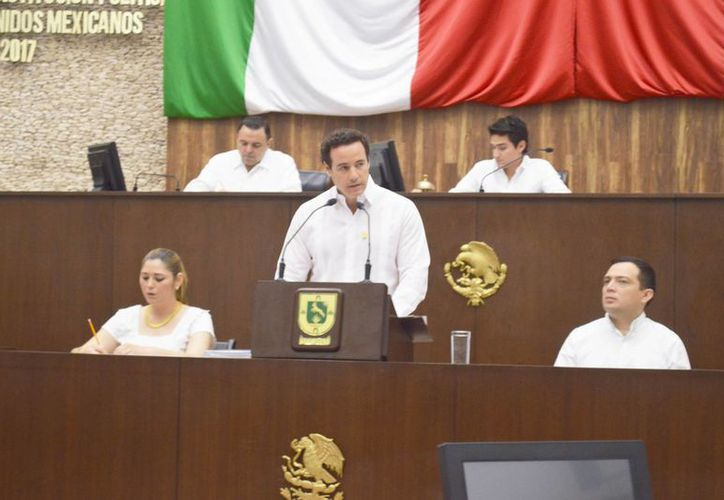 De acuerdo al informe anual de la Codhey, de los cuatro penales yucatecos, el que obtuvo mejor calificación fue el de Mérida, con 6.49 puntos, mientras que el peor fue el de Tekax, con 5.30. (Foto cortesía del Gobierno)