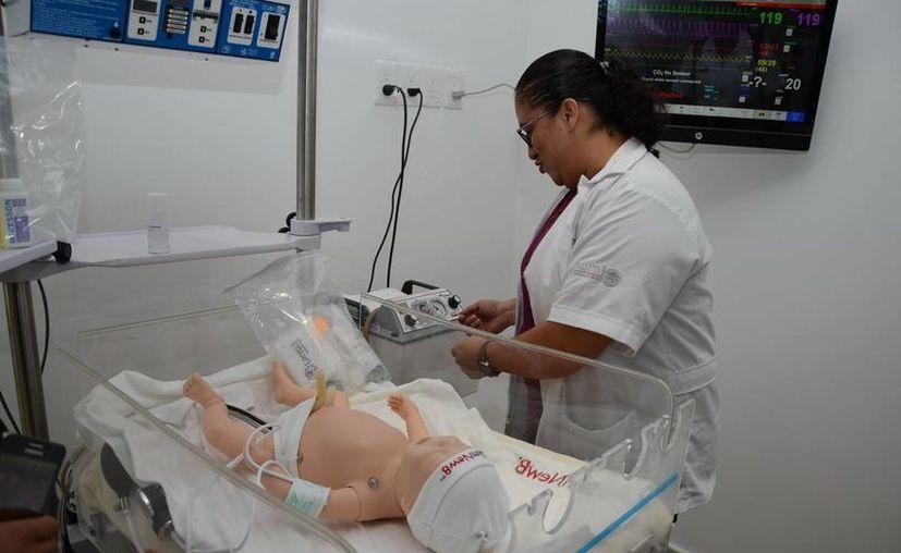 El Centro Regional de Simulación y Destrezas Médicas se encuentra en Playa del Carmen; es el único en Quintana Roo. (Redacción/SIPSE)