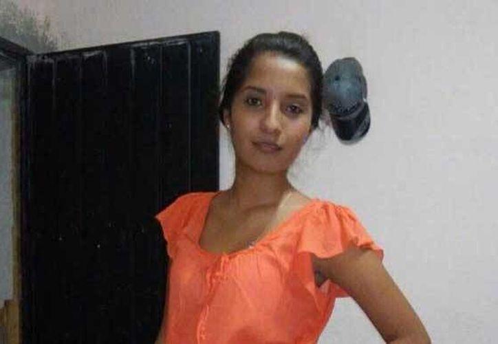 La joven desapareció la noche del 26 del marzo, cuando salió de su casa para ir a la tienda. (Redacción/SIPSE)