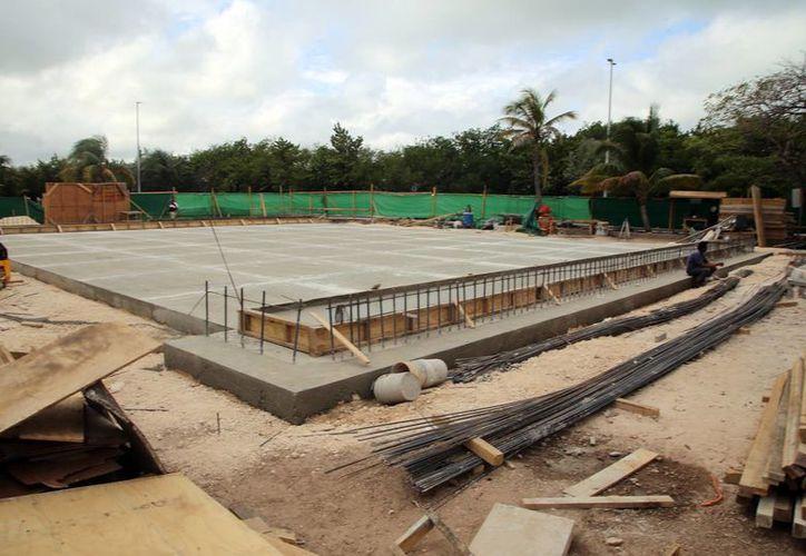 Los trabajos se realizarán frente al estacionamiento de Playa Tortugas. (Luis Soto/SIPSE)