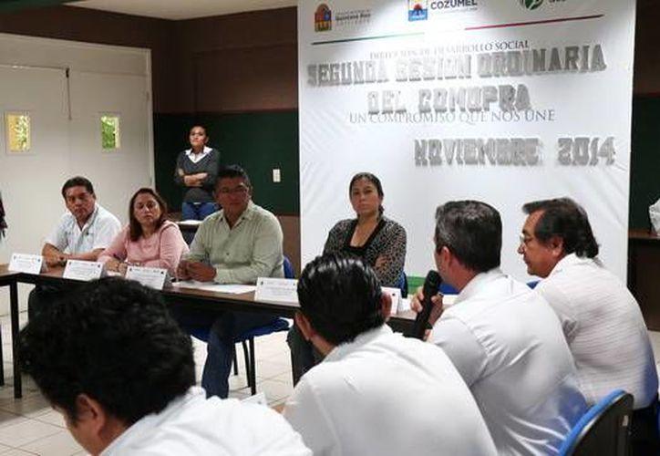 El Comité Municipal para la Prevención de Accidentes (Comupra), llevó a cabo su segunda reunión ordinaria este viernes. (Redacción/SIPSE)