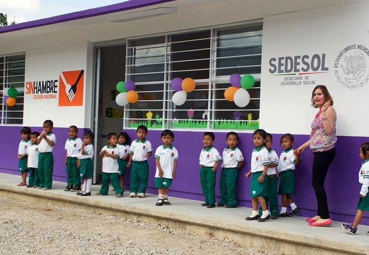 Las estancias de la Sedesol cumplieron con los requisitos que le pidió la Segey. (Foto: Milenio Novedades)