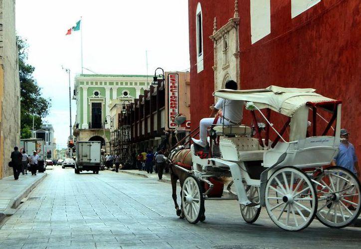 Mérida participará en el Congreso Mundial de Ciudades Patrimonio. (SIPSE)