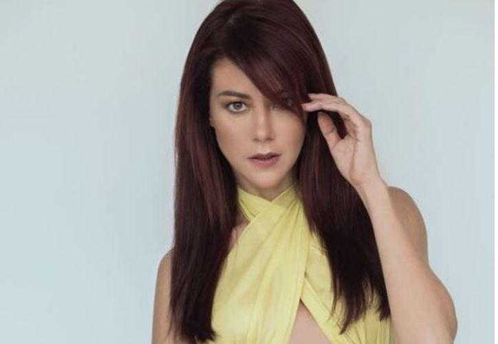 Anteriormente, la actriz tuvo que bajar considerablemente de peso para poder dar vida a Mónica Robles. (Instagram)